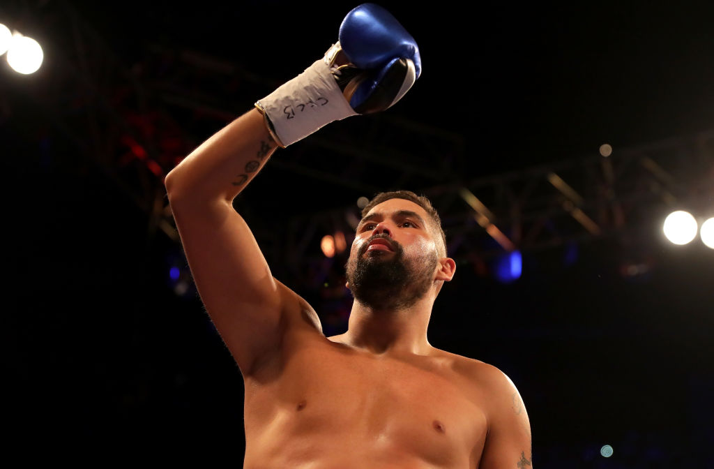 Tony Bellew calls out World Boxing Super Series king Oleksandr Usyk following win