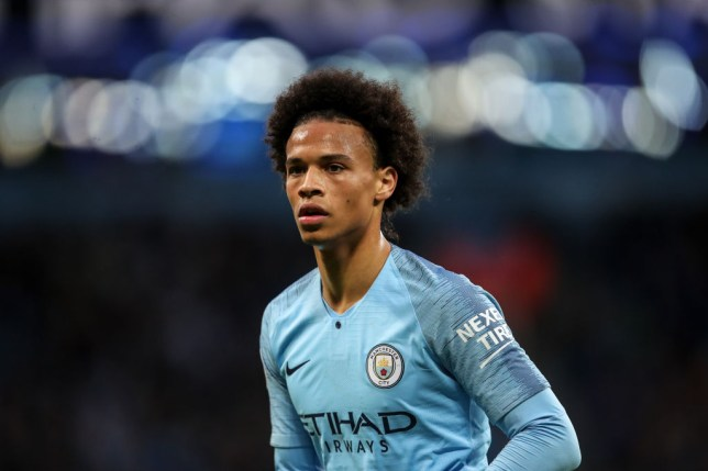 wholesale dealer 5093c fa605 Man City confident of securing new deal for Leroy Sane ...