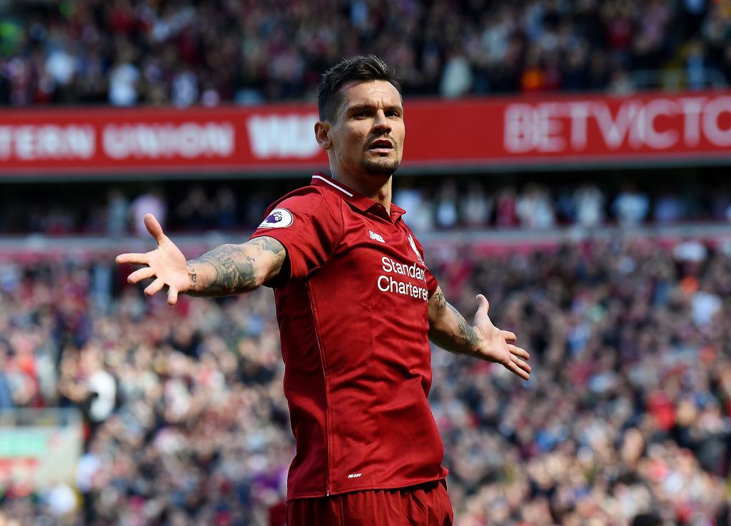 Dejan Lovren hits out at Liverpool fan over Loris Karius criticism