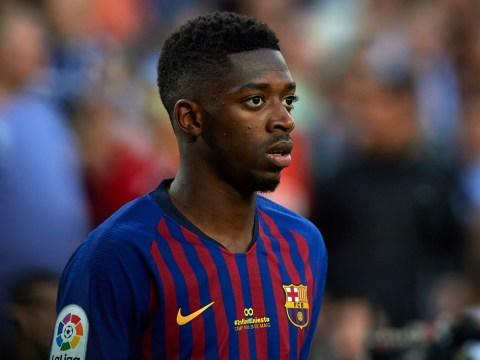 Arsenal fans convinced Ousmane Dembele is signing after message to Alexandre Lacazette