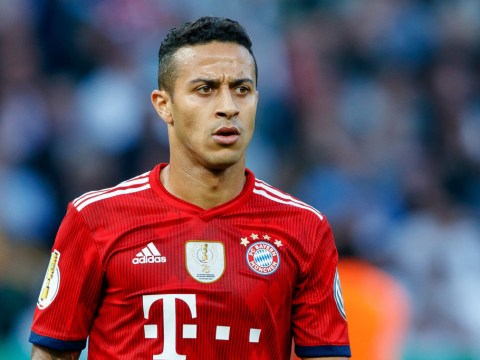 Manchester City ready to challenge Barcelona for Bayern Munich star Thiago
