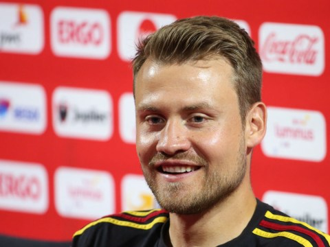 Simon Mignolet emerges as shock transfer candidate for Barcelona