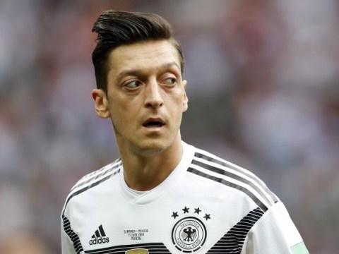 Bayern Munich chief Uli Hoeness celebrates Mesut Ozil retirement: He's been s*** for years!