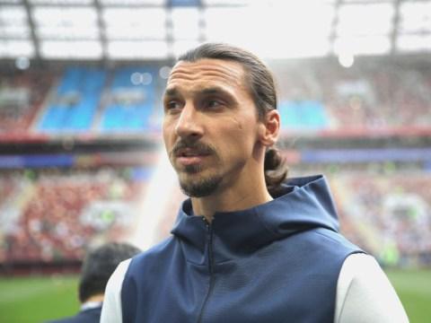 Zlatan Ibrahimovic agrees to follow through on bet with David Beckham