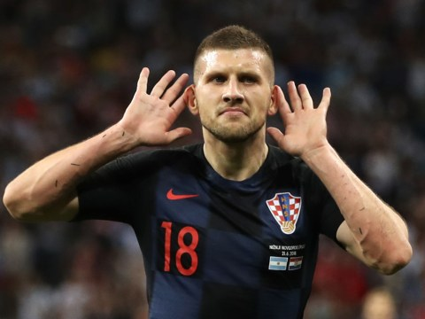Frankfurt will accept £44m transfer offer from Manchester United for Ante Rebic