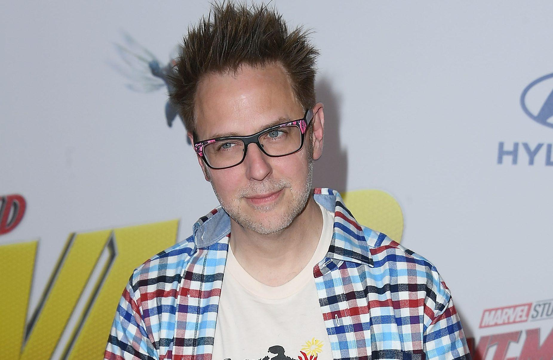 James Gunn will not return to Guardians Of The Galaxy Vol. 3