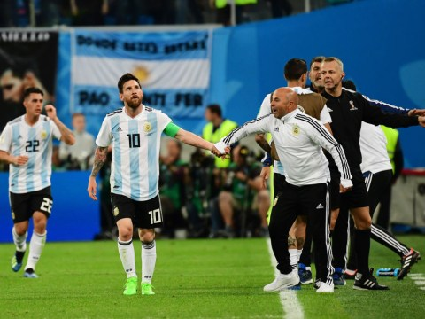 Explosive confrontation between Lionel Messi and Jorge Sampaoli during Argentina revolt revealed