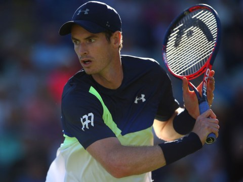 Andy Murray says he is starting from scratch as he aims improve world number 832 ranking