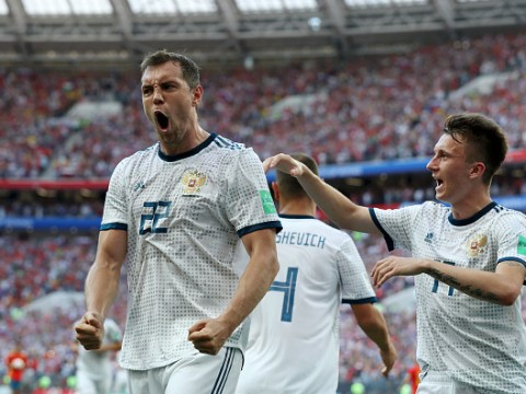Russia stun Spain in World Cup's first penalty shootout to secure quarter-final spot
