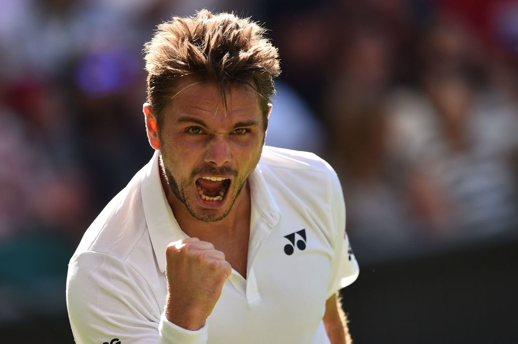 Stan Wawrinka shows the fight of a champion to stun Grigor Dimitrov in Wimbledon thriller