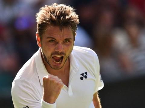 Stan Wawrinka shows the fight of a champion to stun Grigor Dimitrov in Wimbledon thriller