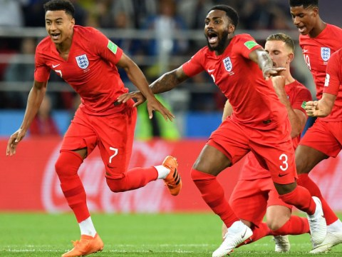 Jesse Lingard stokes England fever by almost declaring 'It's coming home'