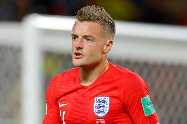 Why Jamie Vardy did not take a penalty in England's shootout vs Colombia