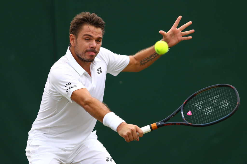 Stan Wawrinka speaks out after surprise Wimbledon exit