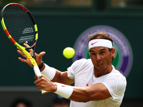 Wimbledon: Rafael Nadal through but Roger Federer and Novak Djokovic should not fear world number one