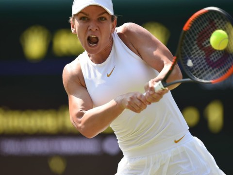 Only one top-10 Wimbledon seed remaining after shock Simona Halep exit
