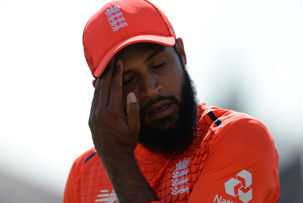 Adil Rashid breaks silence after controversial recall to England's Test squad