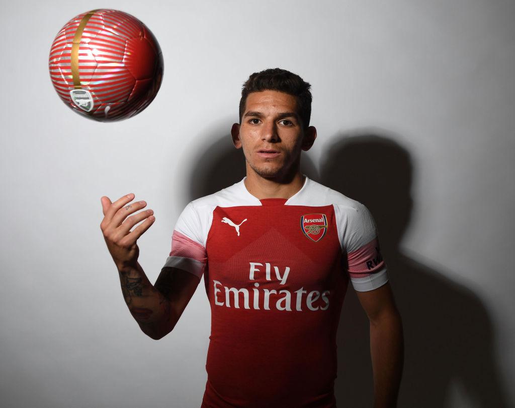 Arsenal complete signing of Uruguay midfielder Lucas Torreira in £26.4m deal