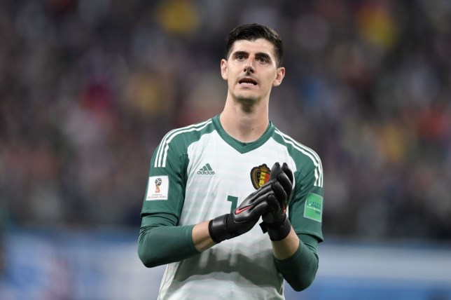 bcba9b7169c Thibaut Courtois accuses France of playing 'anti-football' as Belgium crash  out of World Cup