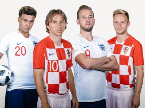 Croatia vs England: Key battles for World Cup semi-final