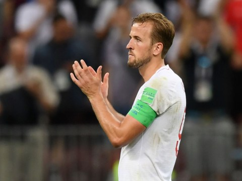 Harry Kane reacts to England's World Cup elimination: 'It hurts a lot'