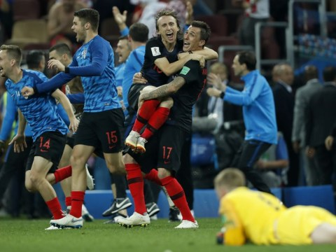 Have Croatia been disqualified from the World Cup? Obviously not