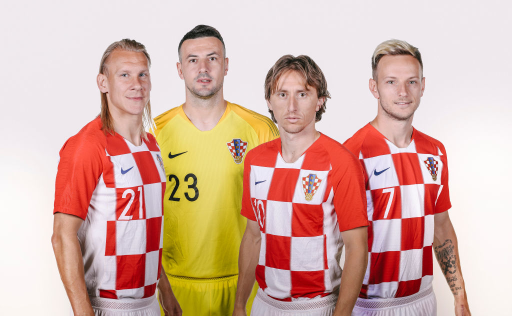 How will Croatia line-up for World Cup semi-final against England?