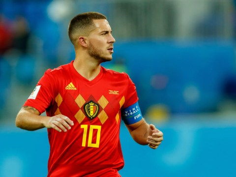 Eden Hazard reveals mood in the Belgium dressing room following World Cup elimination to France