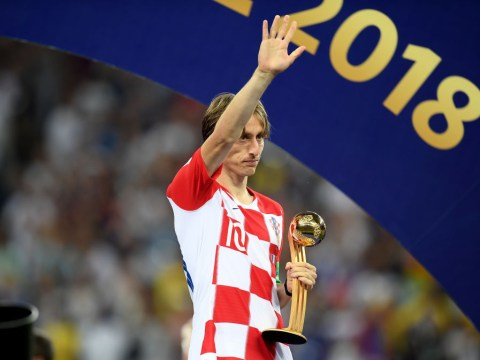 World Cup 2018 Team of the Tournament: Luka Modric leads the way even though France claimed victory in Moscow