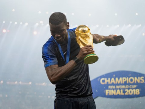 Paul Pogba reveals World Cup speech that fired France to World Cup victory over Croatia
