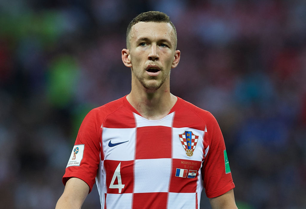 Ivan Perisic breaks silence amid Manchester United transfer speculation