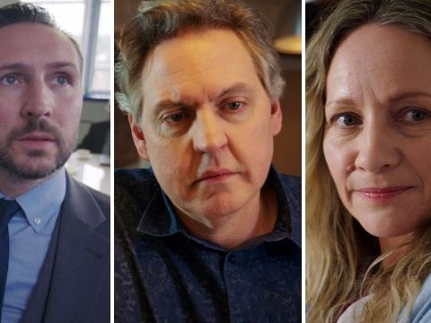 Holby City spoilers: Sacha has a terrible day and Nicky and Meena try to impress Jac