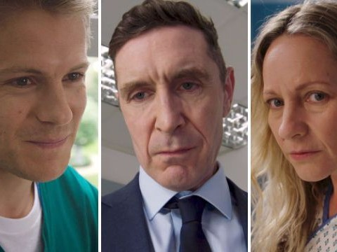 Holby City spoilers: Essie Di Lucca's surprise return and Roxanna's shocking discovery about the trial