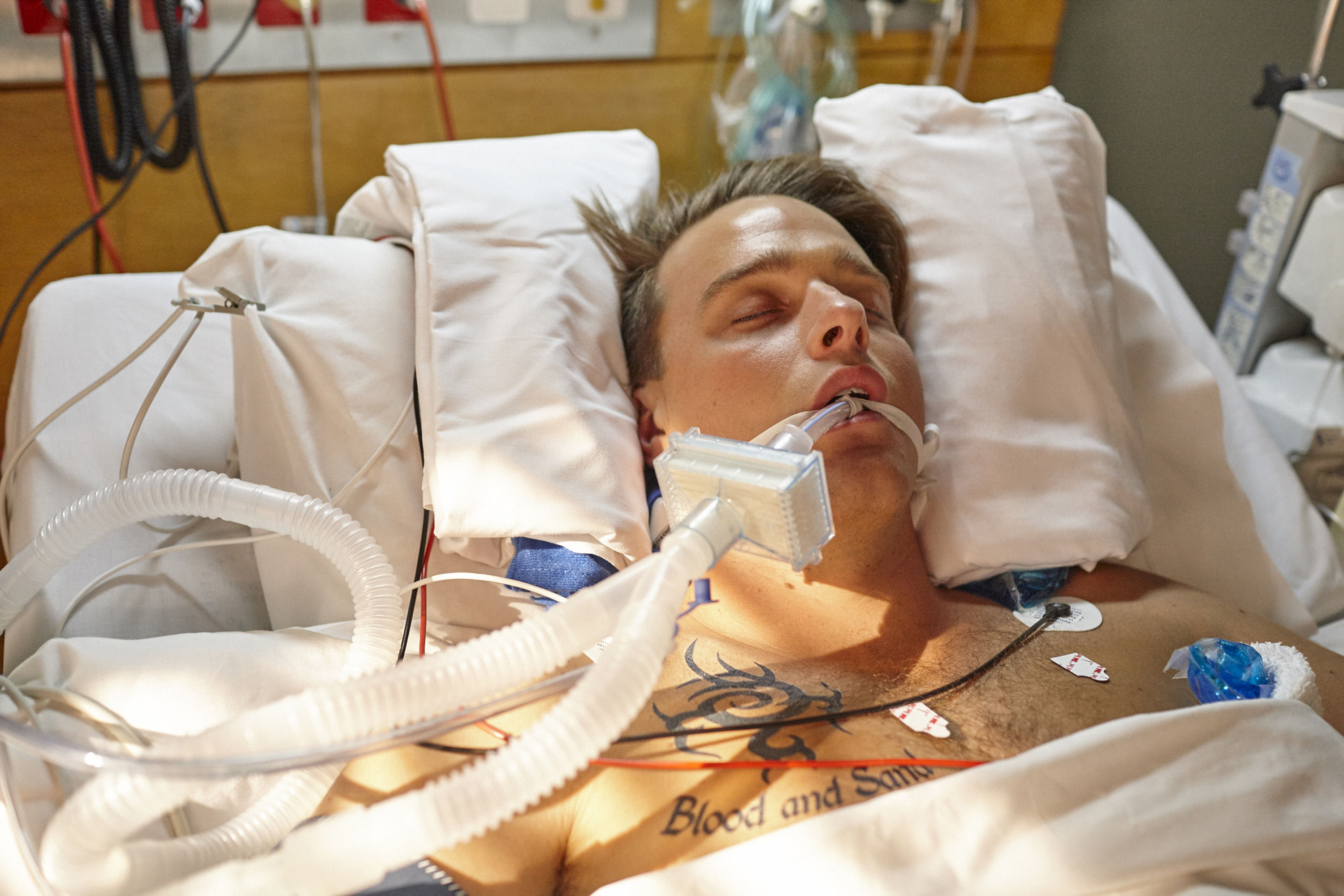 Home and Away spoilers: Ebony attacks Colby and leaves him for dead