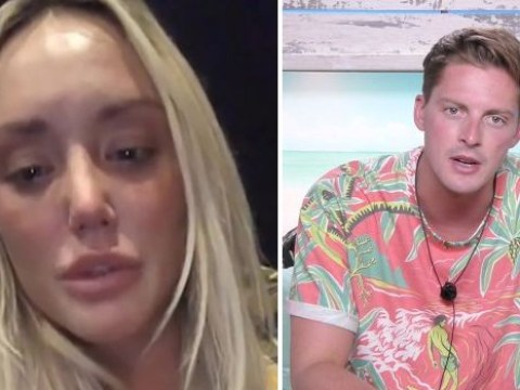 Charlotte Crosby in tears as she accuses Love Island Dr Alex's family of bullying her