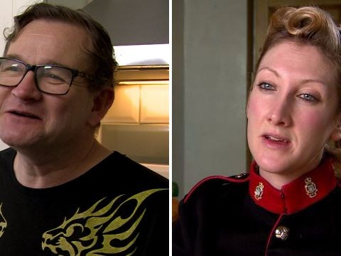 Come Dine With Me viewers set to cringe as dinner host Mark gets pied off by guest Martha