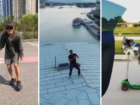 The best Kiki challenge fails and celebrity efforts at the In My Feelings dance