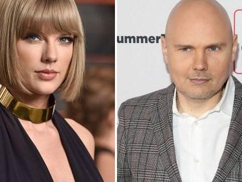 Smashing Pumpkins' Billy Corgan denies he's Taylor Swift's dad in longest Instagram rant known to man
