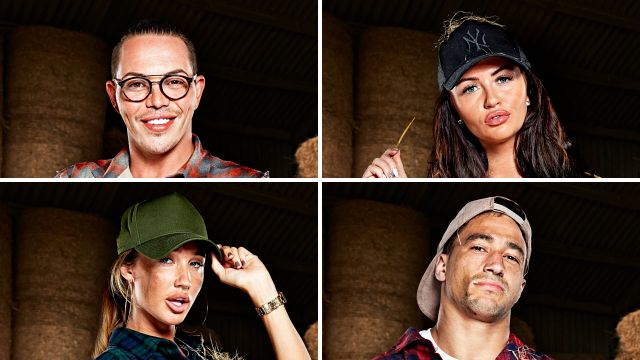 From Bobby Norris to Megan McKenna, who's in 5STAR's new show Celebs On The Farm?