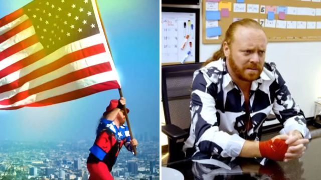 Keith Lemon was told he was 'too disgusting and too ginger' to make it in America