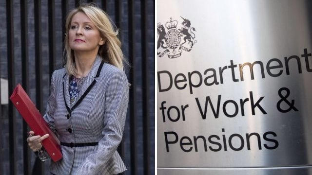 Esther McVey misled MPs over Universal Credit