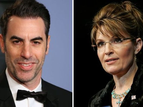 Showtime accuse Sarah Palin of fueling 'widespread misinformation' over Sacha Baron Cohen's Who Is America?