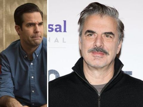 Big from Sex and the City is joining Rob Delaney in the new Catastophe series