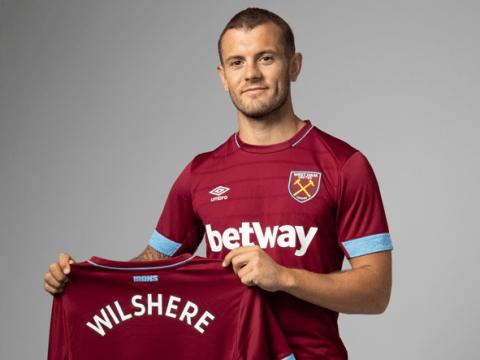 West Ham announce signing of former Arsenal midfielder Jack Wilshere