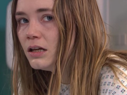 Hollyoaks spoilers: Fresh hell for Kim as she gets trapped in the school again