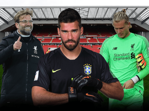 How Alisson convinced Liverpool to smash the transfer record for a goalkeeper