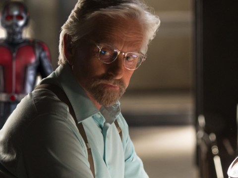 Michael Douglas keen to star in Hank and Janet spin-off after Ant-Man and The Wasp