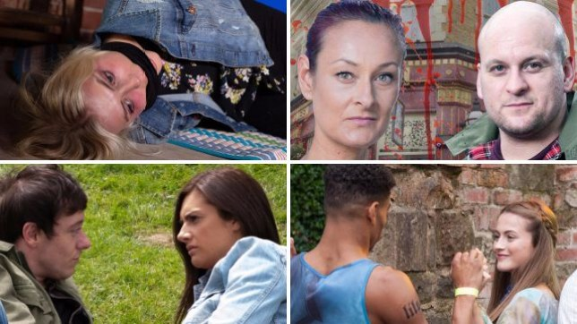 Soap spoilers for Bethany in Coronation Street, Tina and Stuart in EastEnders, Victoria and Matty in Emmerdale and Lily and Prince in Hollyoaks