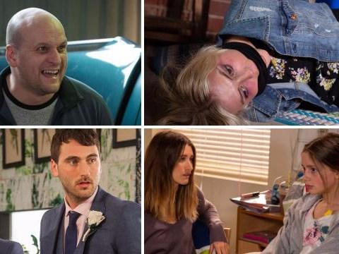 25 soap spoilers: Coronation Street death and knife horror, EastEnders killer attack, Emmerdale return, Hollyoaks wedding drama