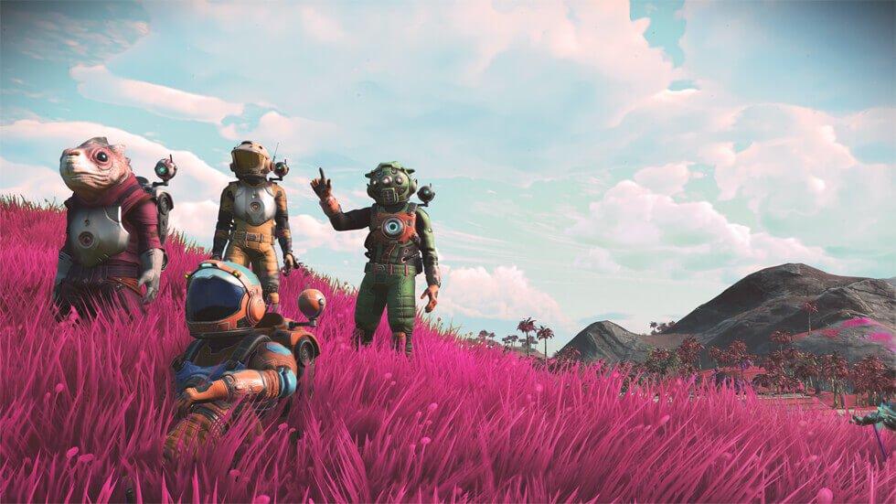 No Man's Sky NEXT - gaming's greatest comeback?